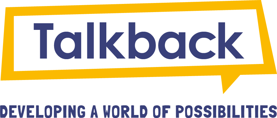Talkback developing a world of possibilities