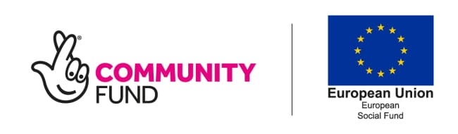 National Lottery Community Fund and European Social Fund
