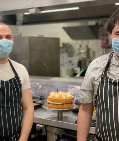 Robert in the Kitchen at Cherry Garth (002)